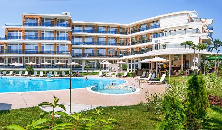 Hotel Miramar - Bulharsko