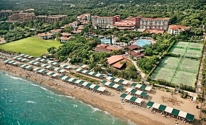 Hotel Belconti Resort - Turecko