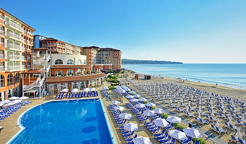 Hotel Sol Luna Bay Resort - Bulharsko