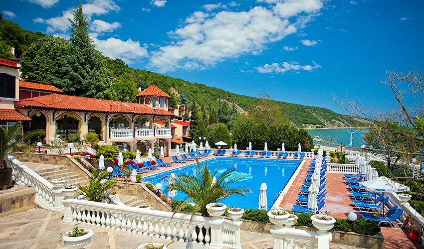 Hotel Elenite Villas - Bulharsko