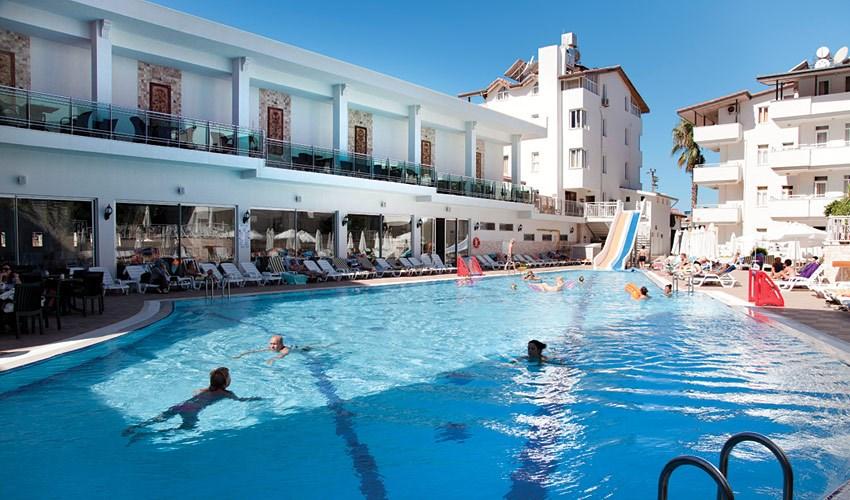 Hotel Merve Sun & Spa - Turecko