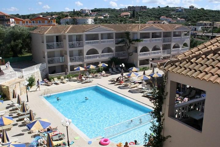 Aparthotel Planos - Santorini
