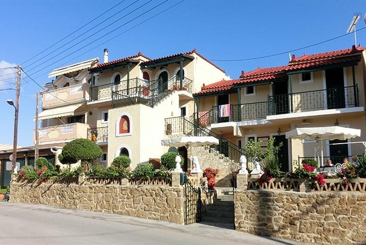 Penzion Christina - Španělsko
