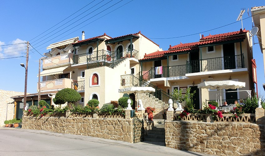 Penzion Christina - Zakynthos
