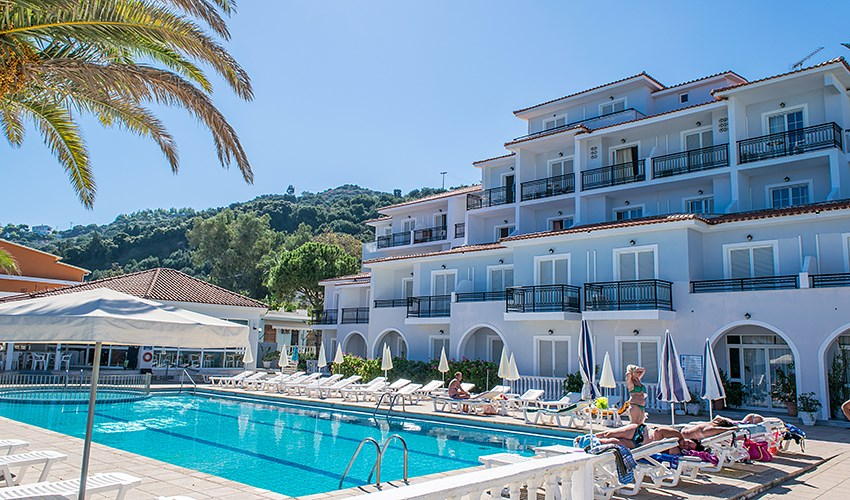 Hotel Paradise Beach -