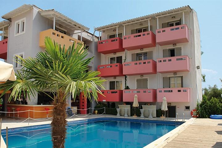Aparthotel Palmyra - Lefkada