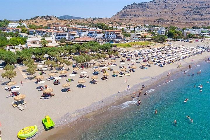Hotel Sun Beach Lindos - Řecko