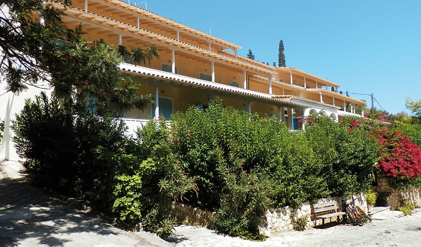 Hotel Odyssey - Agios Nikitas