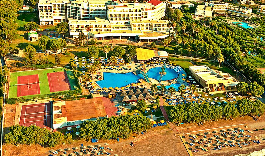 Hotel Doreta Beach - Theologos