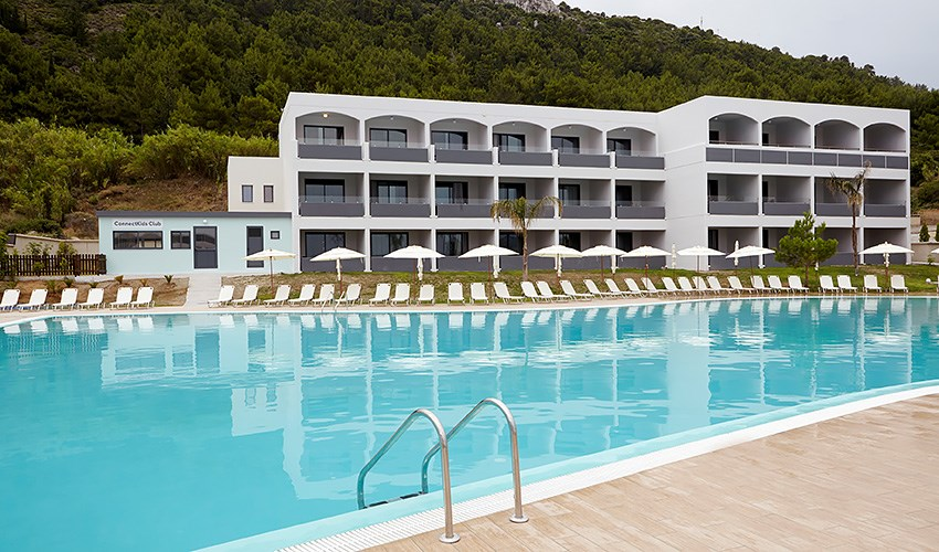 Hotel SunConnect Evita Resort - Rhodos