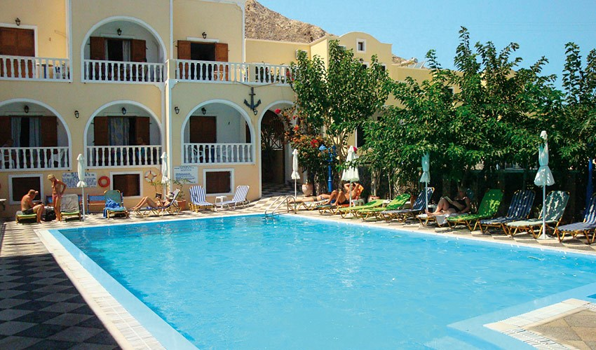 Aparthotel Blue Sea - Korfu