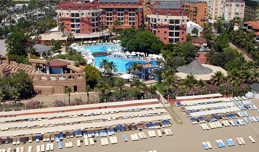 Hotel Palmeras Beach - Side + Manavgat