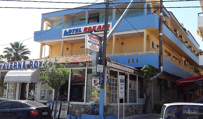 Hotel Roxani - Kréta
