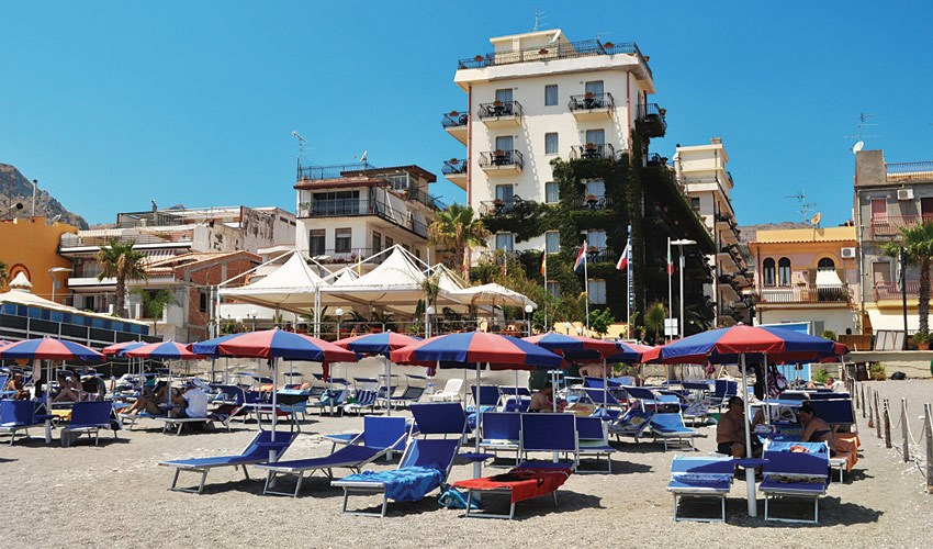 Hotel San Pietro - Sicílie
