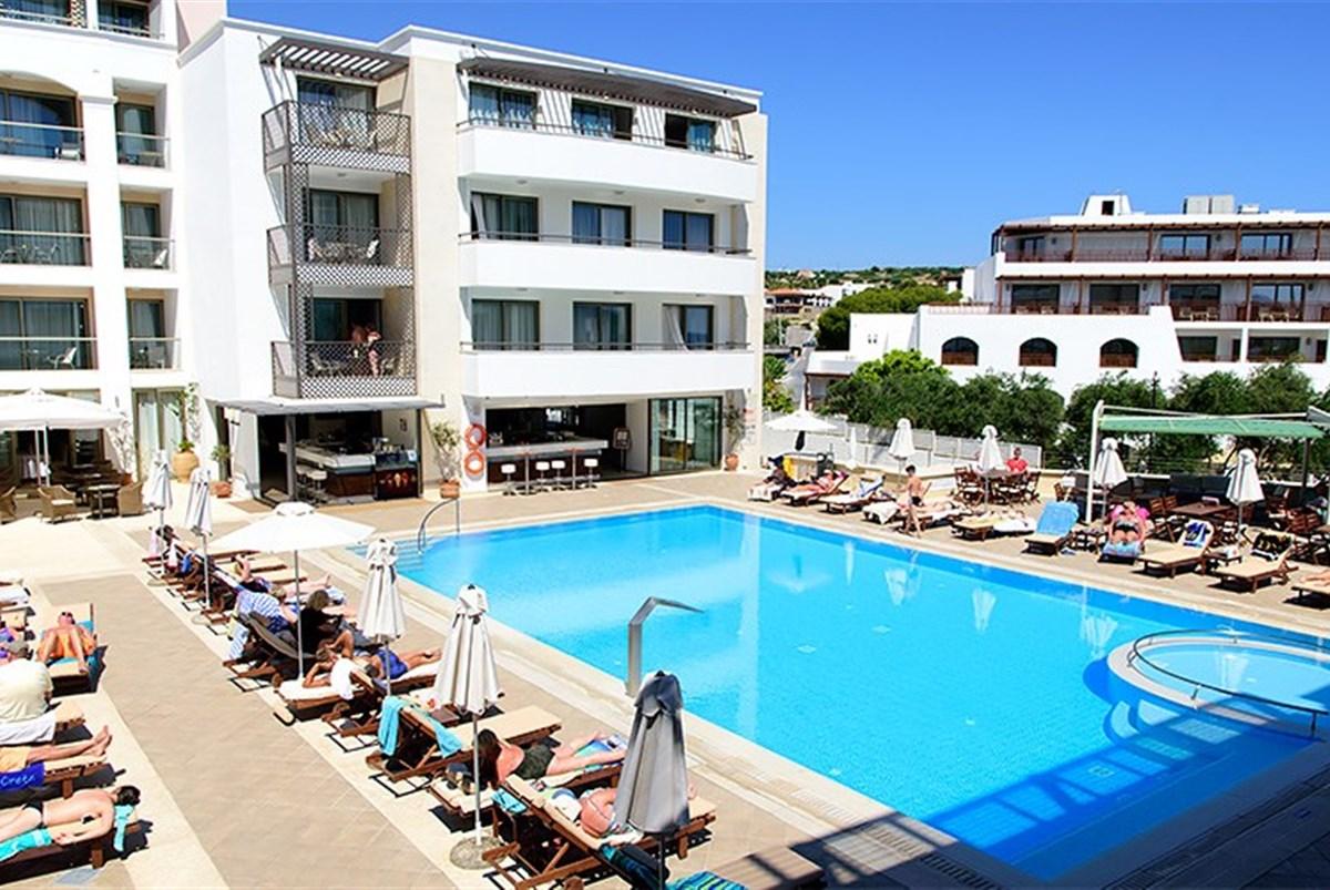 Hotel Albatros Spa & Resort - Rhodos