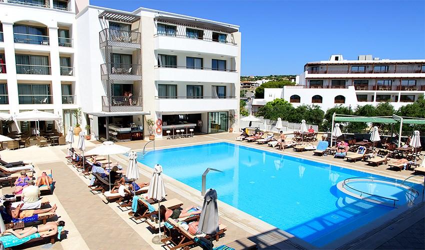 Hotel Albatros Spa & Resort - Kréta