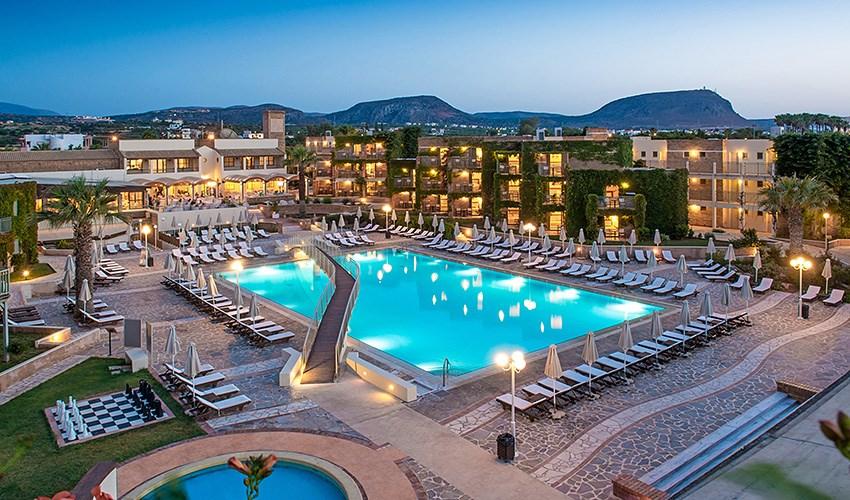 Hotel Bella Beach - Kréta