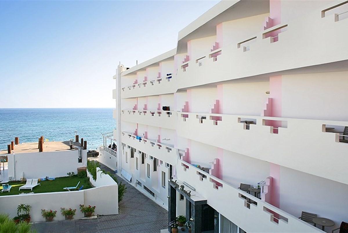 Hotel Evelyn Beach - Santorini