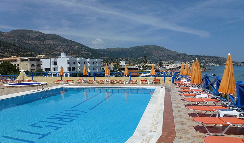 Hotel Christiana Beach - Kréta