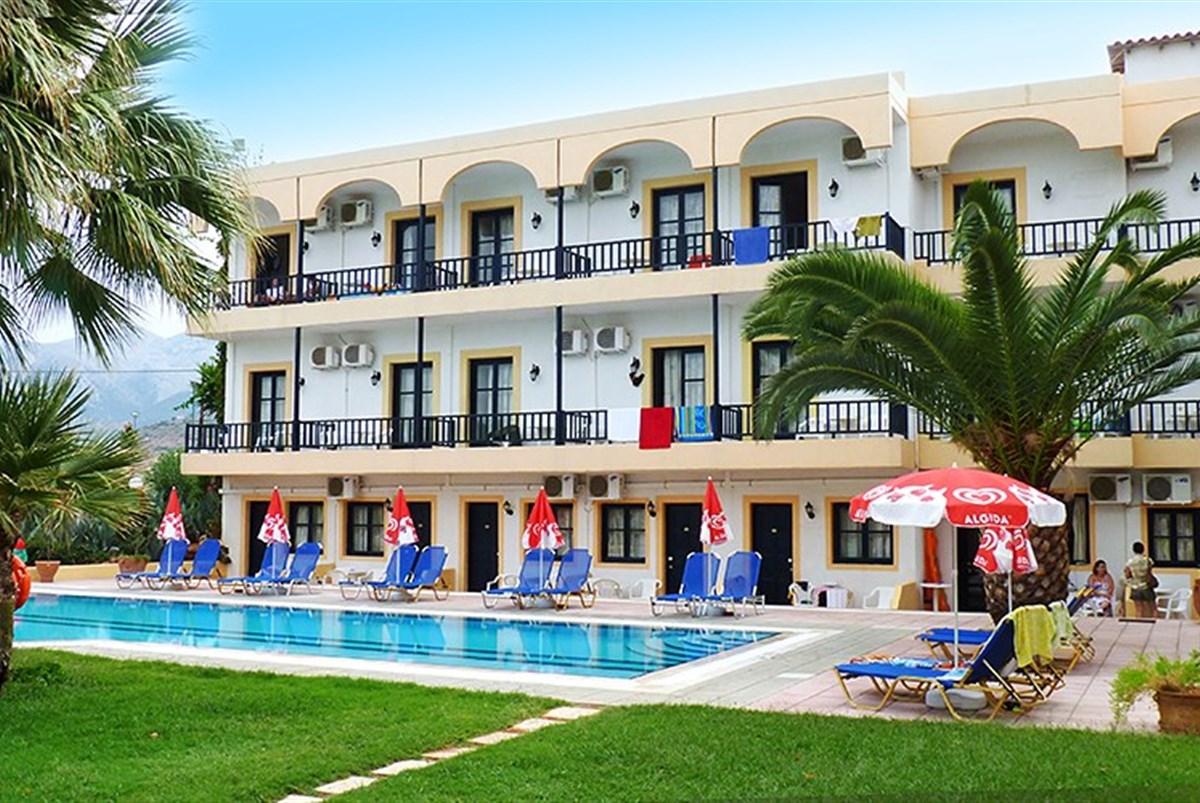 Hotel Malia Bay Beach & Bungalows - Kréta