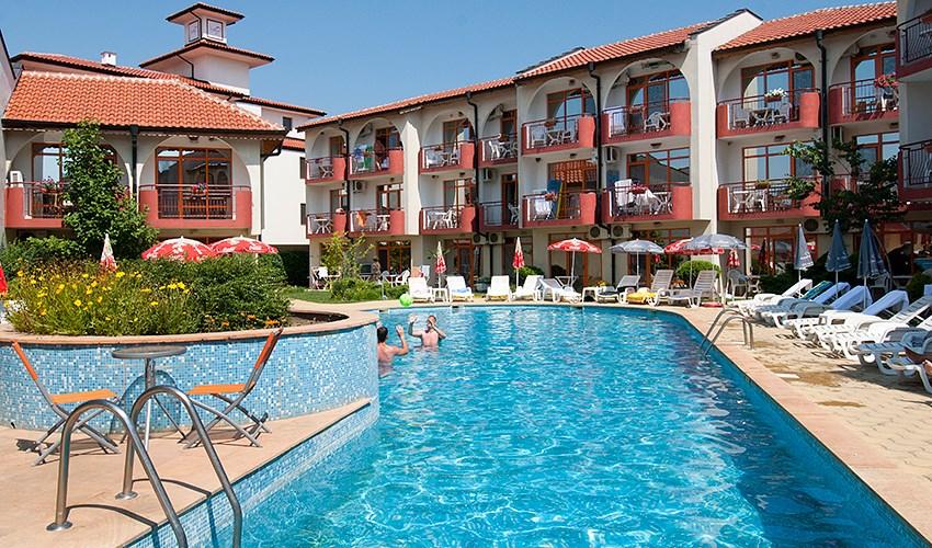 Hotel Complex Sunrise Club - Bulharsko