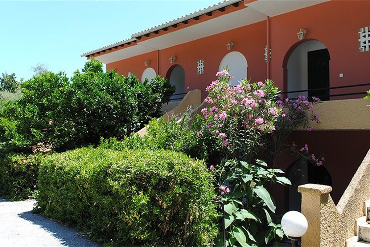 Apartmánový dům Leonidas - Korfu