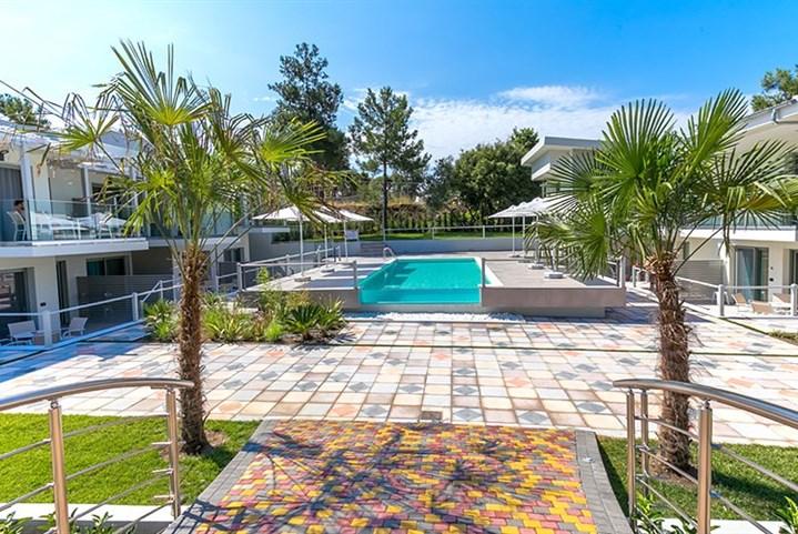 Apartmánový dům Elegant Apartments - Korfu
