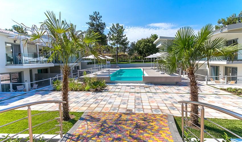 Apartmánový dům Elegant Apartments - Thassos