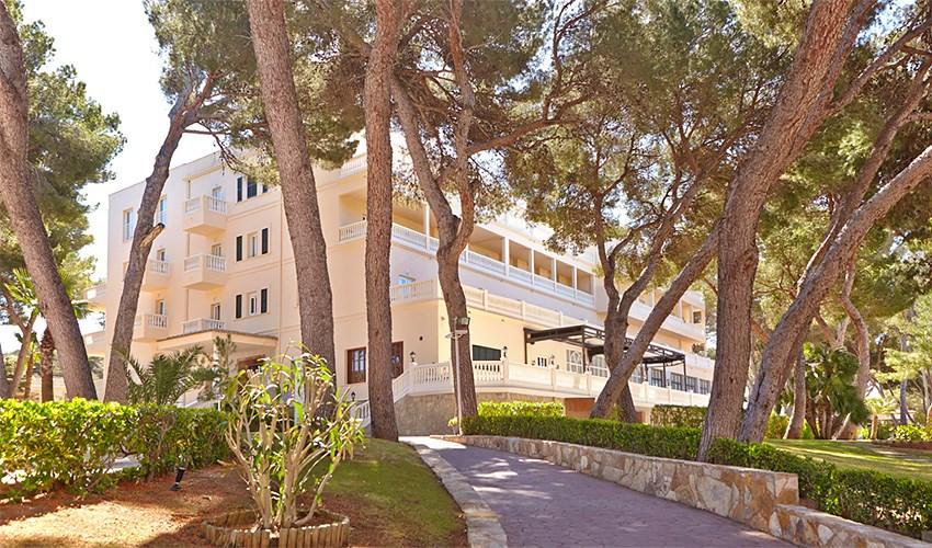 Hotel MLL Club Palma Bay Resort - Španělsko