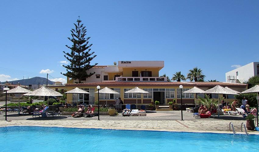 Hotel Kalia Beach - Kréta