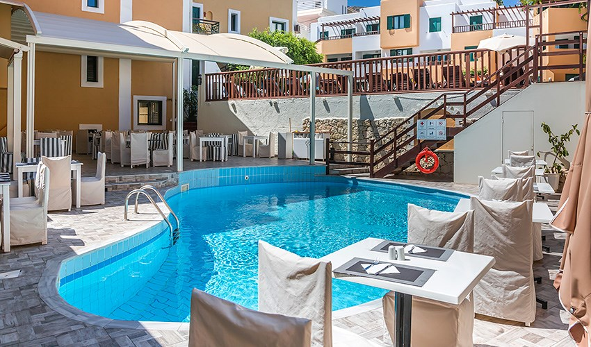 Hotel Porto Greco Village - Korfu