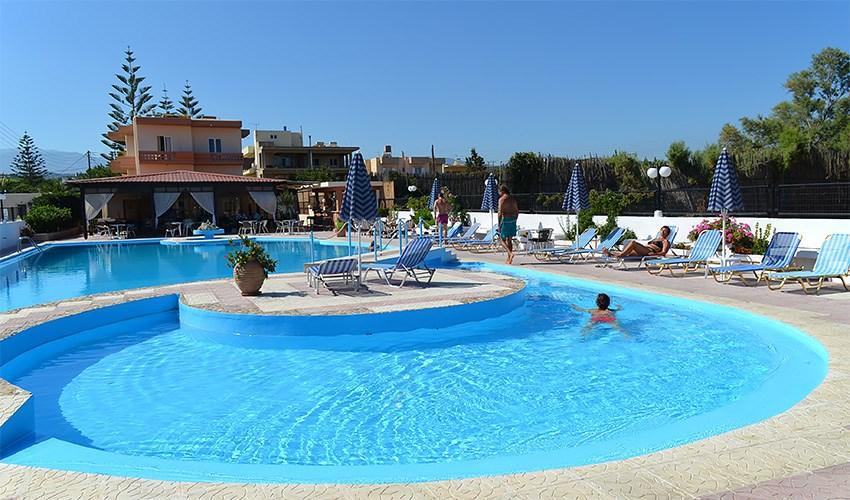 Hotel Venus Beach - Kréta