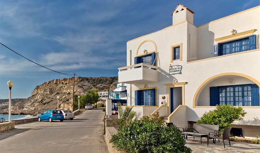 Studia Aegean Sea - Lefkos