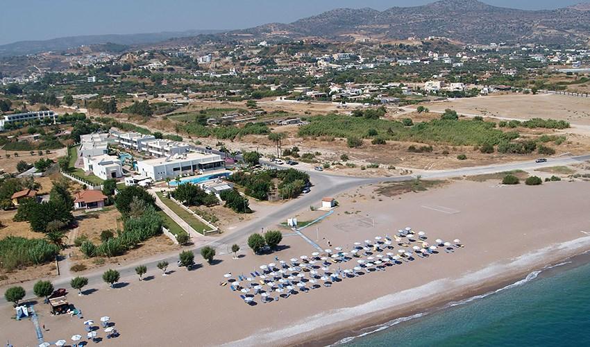 Hotel Afandou Bay - Rhodos