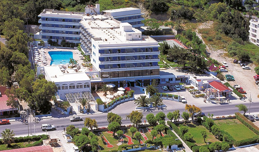 Hotel Belair - Rhodos