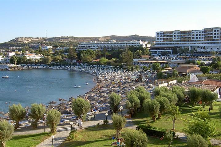 Hotel Eden Roc Resort - Korfu