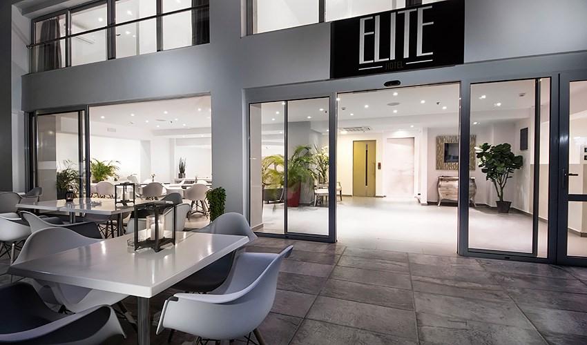 Hotel Elite - Rhodos