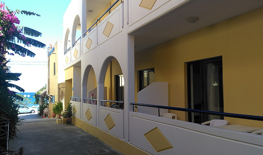 Aparthotel Stegna Star - Řecko
