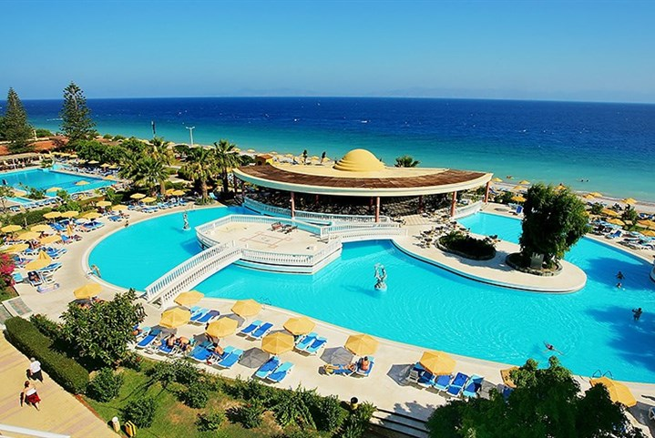 Hotel Sunshine Rhodes - Korfu