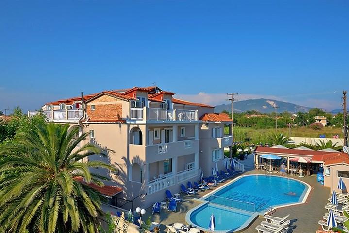 Hotel Garden Palace - Santorini