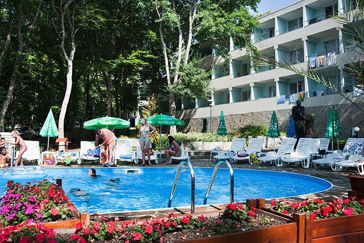 Hotel Ariana - Kiten