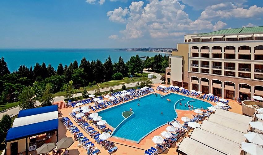 Hotel Sol Nessebar Bay & Mare - Bulharsko