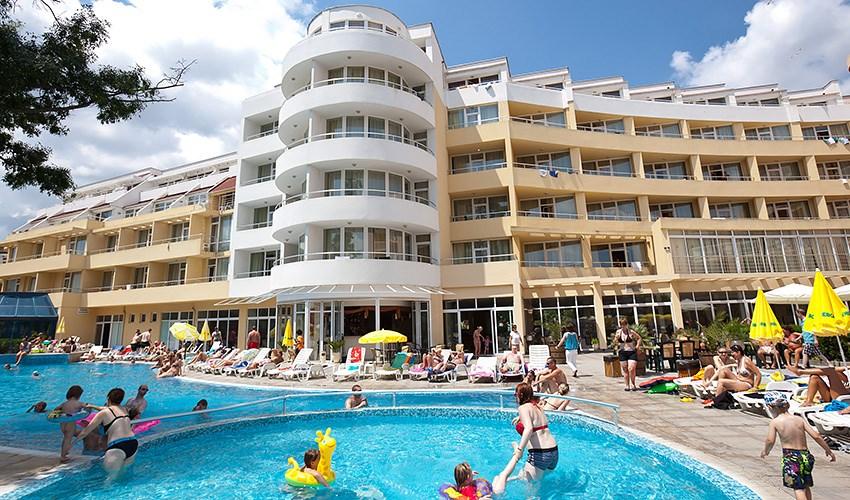 Hotel Sun Palace - Bulharsko