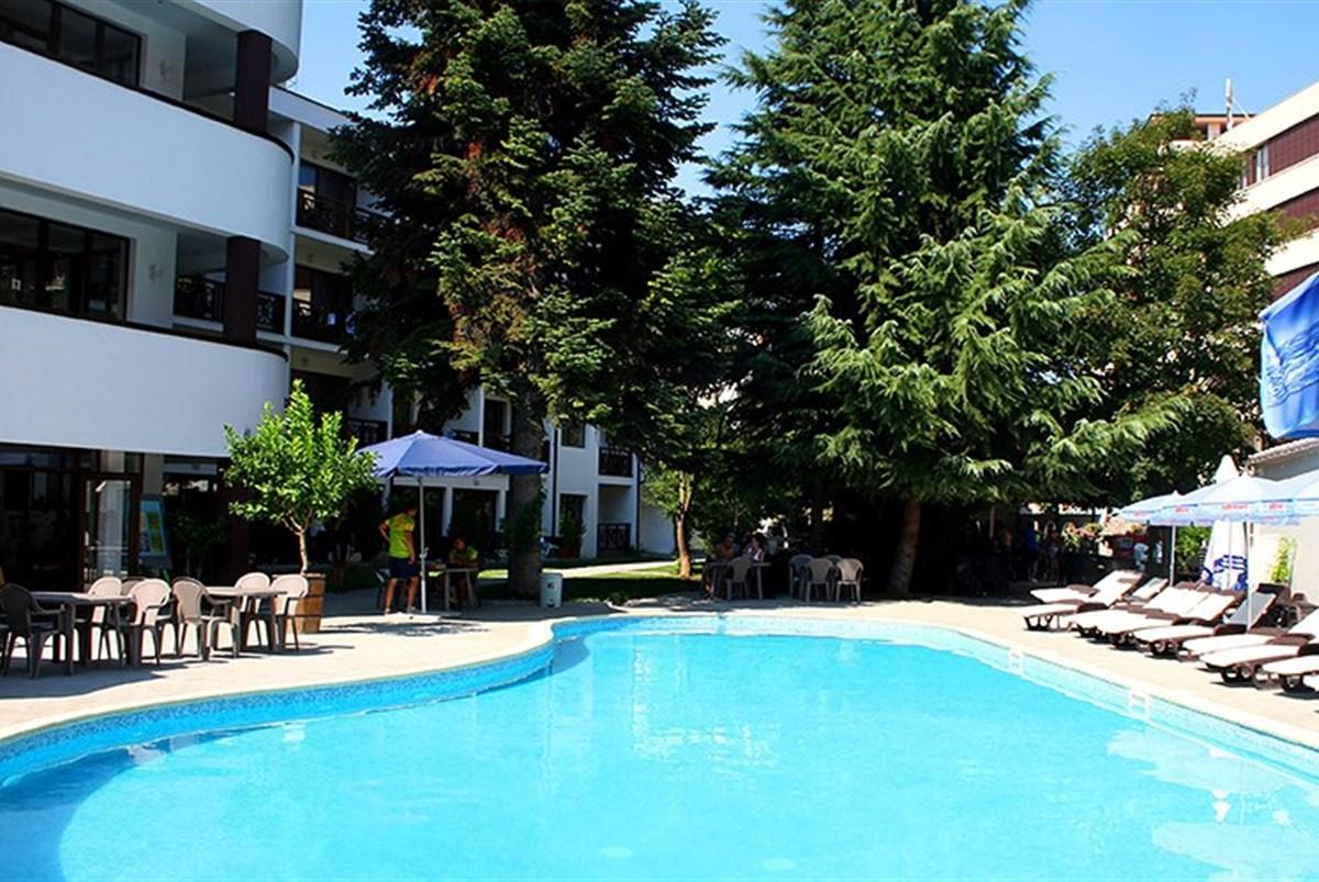 Hotel Villa Mare - Bulharsko