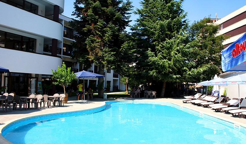 Hotel Villa Mare - Slunečné pobřeží