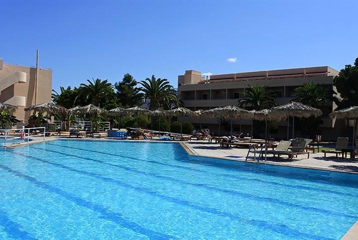 Hotel Roseland's - Řecko