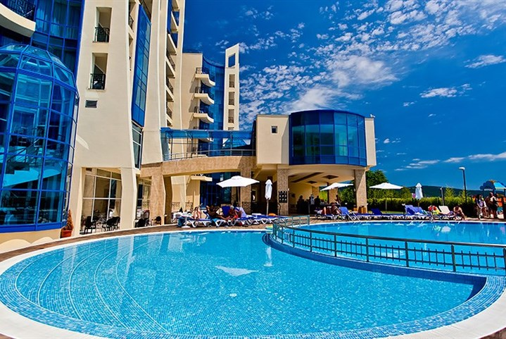 Hotel Blue Pearl - Bulharsko