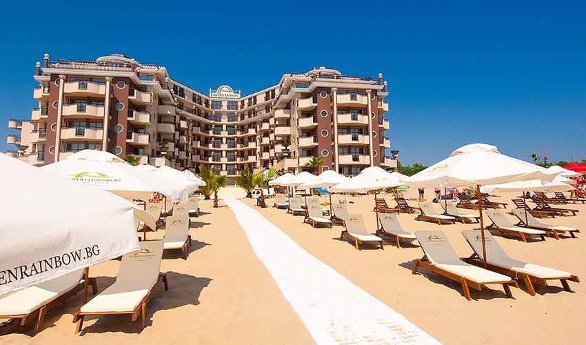 Hotel Golden Ina Rumba Beach - Slunečné pobřeží