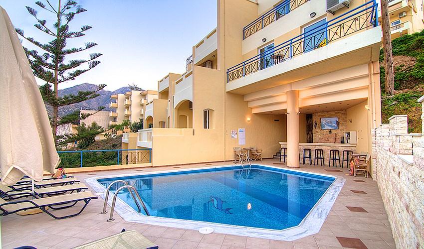 Aparthotel Athina - Thassos