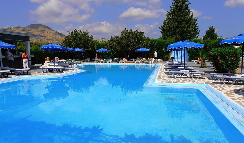 Hotel Loutanis - Řecko